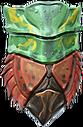 Shield chitinous