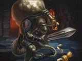 Brazen Kobold Thief (Campaign Raid)