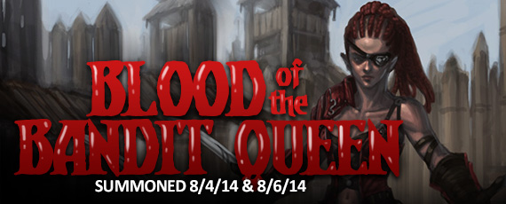 Scroller blood of the bandit queen 080114