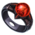 Magma Stalker Compass Ring
