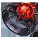 Magma stalker ring