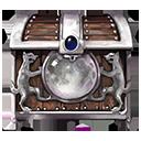 Full moon chest