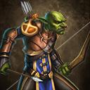 Iirhinian goblin archer