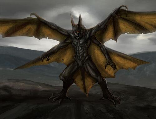Mountain bat