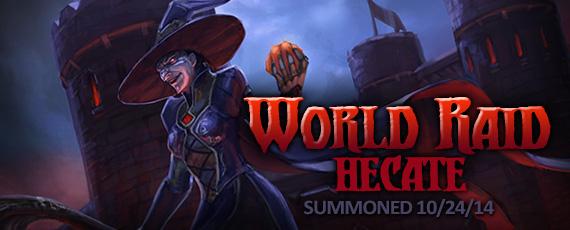 Scrollers dotd world raid hecate 102314