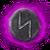 Rune purple 3