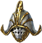 Helm gilded colossus f