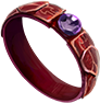 Ring crimson campaigner
