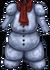 Chest snowman