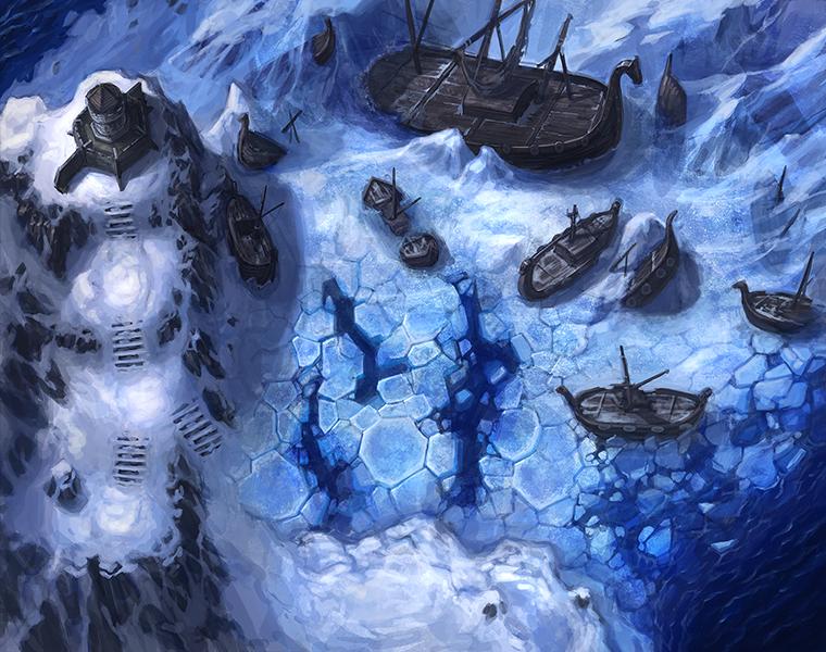 Cm the frozen war
