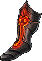 Devouring pyre boots f