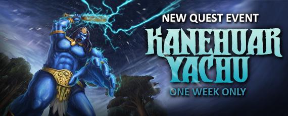 Scroller dotd quest kanehuar yachu 2