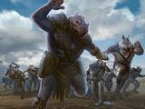 Beastman Rampagers (Campaign Raid)