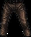 Pants leather v2
