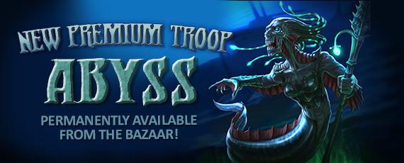 Scroller dotd premium troop abyss