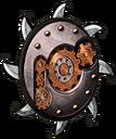 Shield clockwork