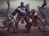 Old Foes (World Raid)