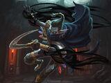 Shadow Lord Hrakka'thon (Campaign Raid)