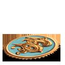 Mysterious emblem