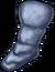 Boots snowman