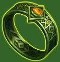 Ring green knight