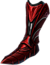 Boots crimson crusader