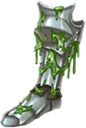 Acidic armor set boots
