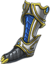 Celestial dawn boots
