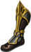Dwarven warrior boots