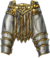 Pants gilded colossus
