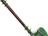 Grimborin, The Worldshaper