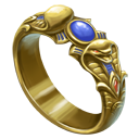 Ring mummy pharaoh