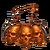 Marauder trophy orange