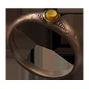Ring lounging peasant