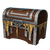 Brown-grey infinite dawn chest consumable