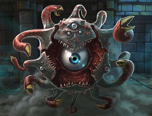 Vrilkthanosh the watcher raid