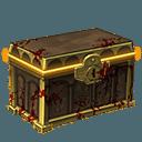 Locked bloody sands lockbox