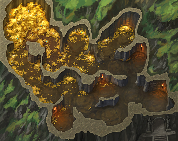 Covetous cavern campaigns