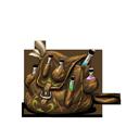 Potion satchel