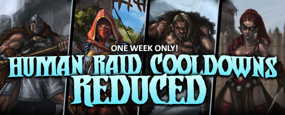 Scroller dotd human cooldowns reduced