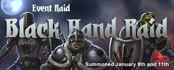 Scroller dweb black hand raid