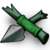 Spear green
