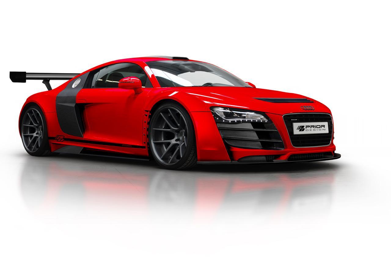 Prior Design Audi R8 GT850 3