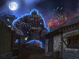 Firecracker Golem (Raid)