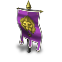 Kessov banner purple