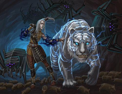 Beast stalker rashita raid