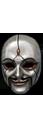 Helm fawkesmask