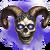 Cultist skull