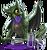 Honor-intoxicated drake familiar