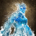 Garzis water elemental